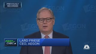 Aegon CEO: If Inflation results in higher interest rates, that is good for our us