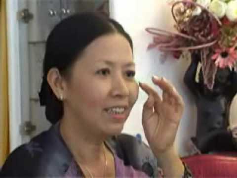Trang diem phu nu trung nien makeup