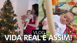 Vlog - Vida real é assim! | Lia Camargo