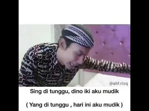 Lagu Lagi Syantik Versi Jawa