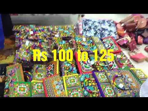 Travel Incredible India: Jodhpur: Market and Shop - Women Wear & Purses- Men's Sherwani- Handicrafts