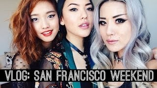 VLOG: San Francisco Weekend Thumbnail