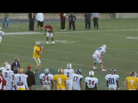 Curtis Painter - Indianapolis Colts - Draft Video Profile