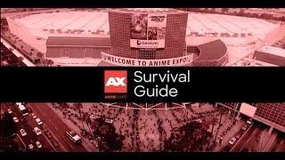 Anime Expo Survival Guide