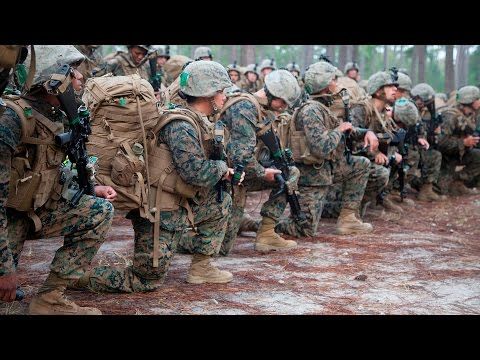 United States Marine Corps School of Infantry East - US Marines Training