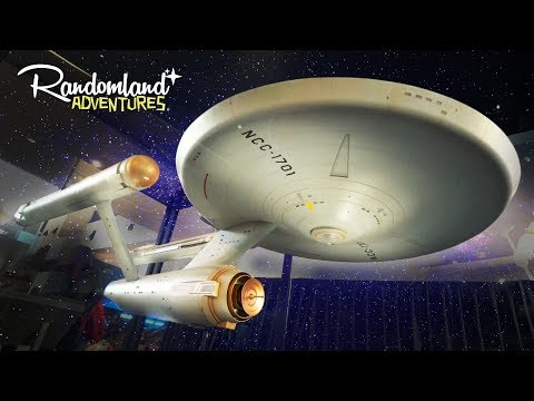 The Original Starship Enterprise - Star Trek, the US Capitol, & The World's first Airplane!
