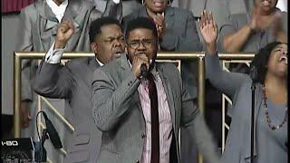 """Praise Him"" Justin Savage & FBCG Combined Choir (w/ Praise Break, Lyrics)"