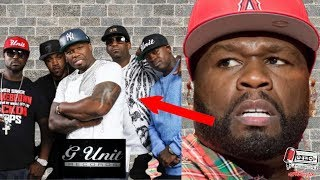 WHOA! 50 Cent Pulls The Covers Off Of All G-Unit With This Instagram Post Today!!