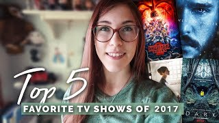 TOP 5  de mes séries de 2017