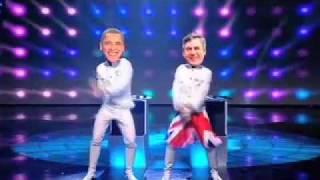 Faces of Disco - Britain's Got Talent - Semi-Final 1