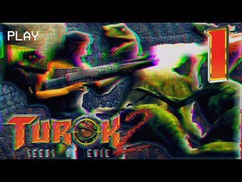 Turok 2 Seeds Of Evil: Turoks Return!  ▶ Part 1 ◀ TheGamerTrials |