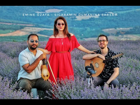 Emine Özata - Sigaramın Dumanına Sarsam Cover Akustik