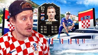 THE CRAZIEST CARD IN FIFA?! 82 INFORM MISLAV ORSIC PLAYER REVIEW! FIFA 20 Ultimate Team