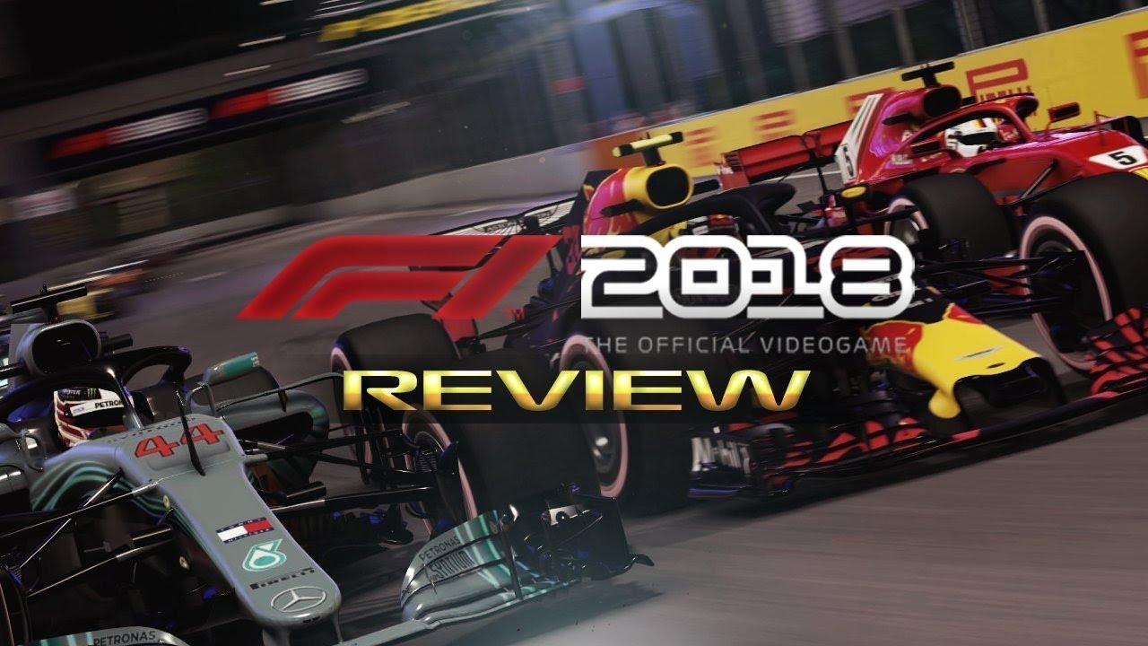 F1 2018 Game Review - YouTube