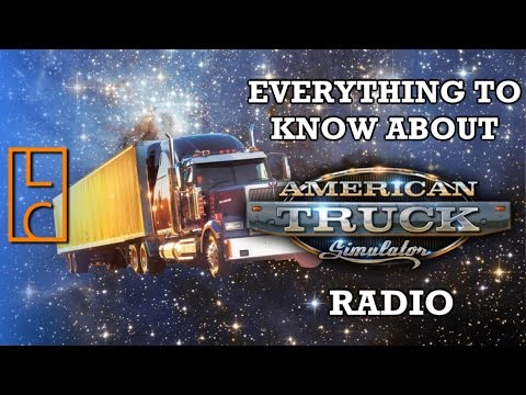American Truck Simulator DJ - Everything to know about adding your own music