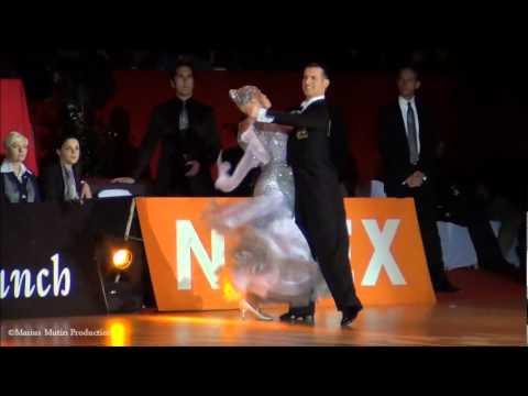 Salou 2011, PD Open Standard - solo Tango, Paolo Bosco & Joanne Clifton