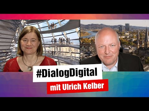 #DialogDigital mit Prof. Ulrich Kelber (BfDI): Datenschutz als Sündenbock?