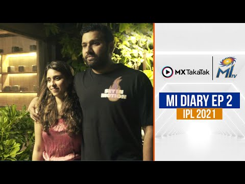 MI Diary Ep 2 - Banter, Training and more | टीम का पिछला हफ्ता कुछ ऐसे बीता | IPL 2021