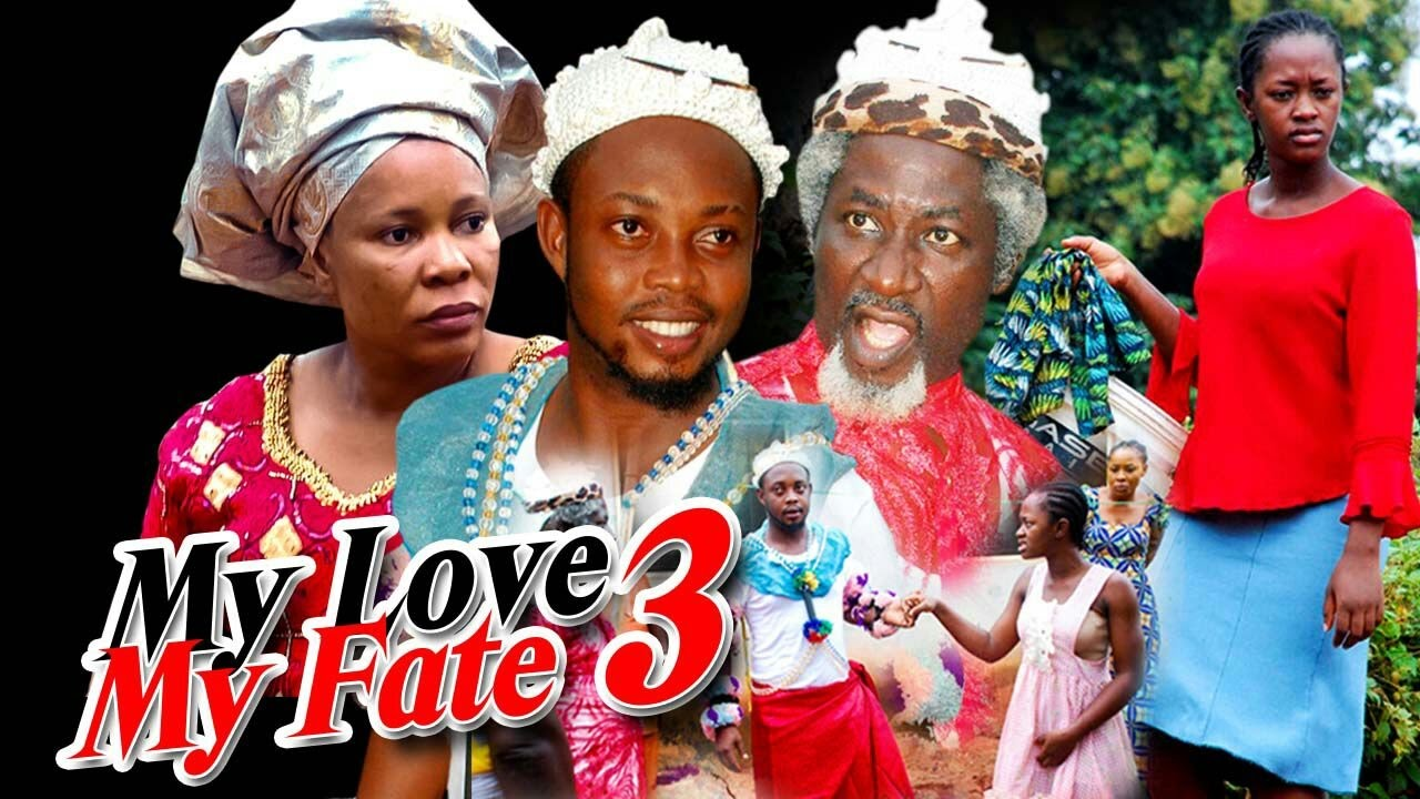 Download My Love. My Fate Season 3 - 2016 Latest Nigerian Nollywood Movie