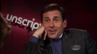 Steve Carell & Tina Fey Unscripted | Date Night Unscripted by Moviefone