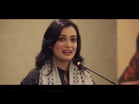 Dia Mirza Talking about Our Path-breaking Win for Children L...