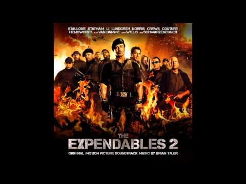Brian Tyler The Expendables 2 Theme