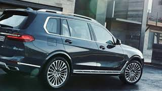 2019 BMW X7 SUV REVIEW