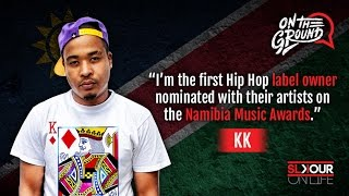 On The Ground: KK On The State Of Namibian Hip Hop x His Record Label