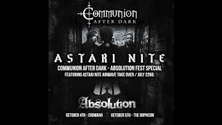 Absolution Fest - New Dark Electro, EBM, Industrial, Synthpop, Gothic - Communion After Dark