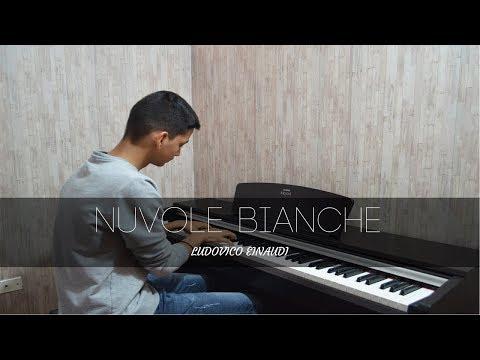 Ludovico Einaudi - Nuvole Bianche | Piano Cover + Sheet Music