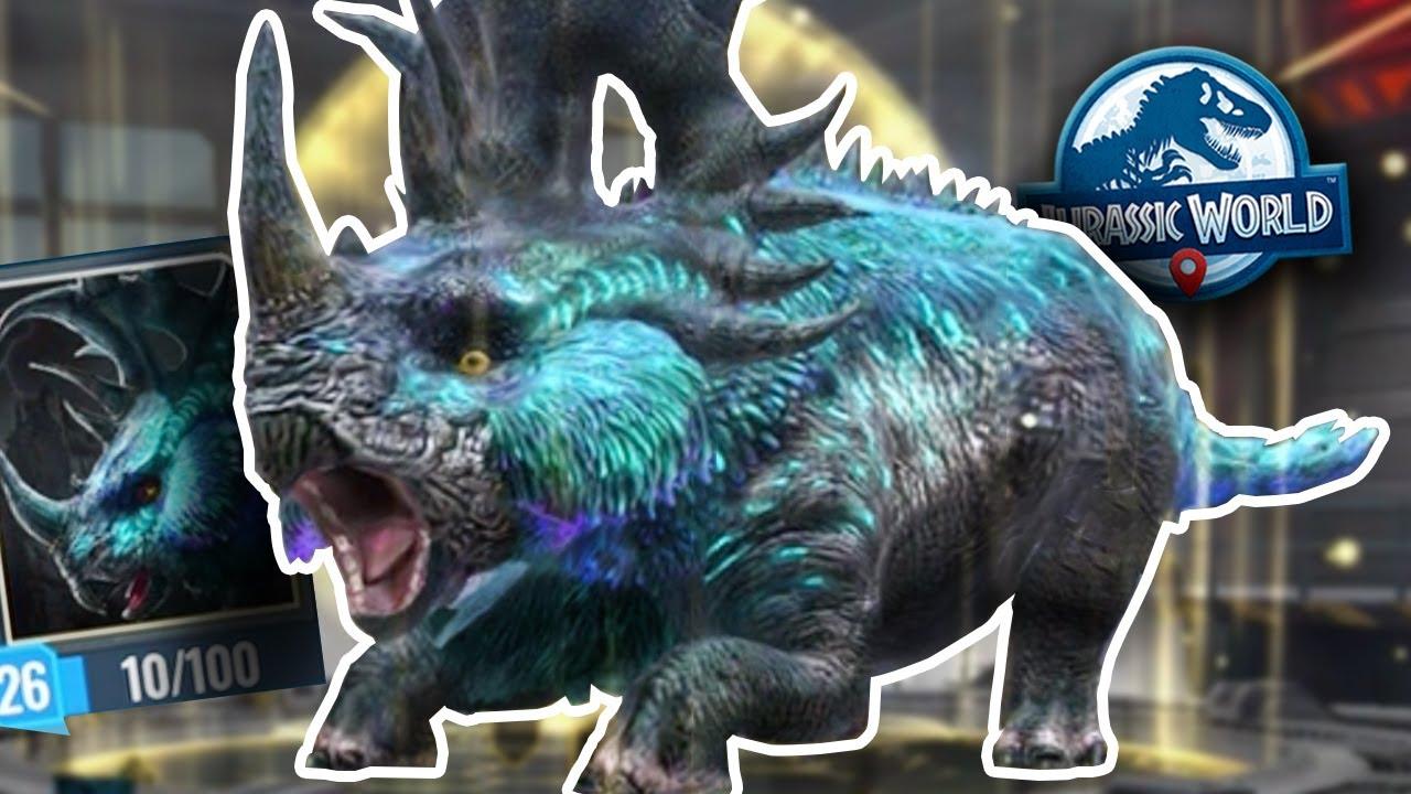PLAY THE GAME NOW! + Unlocking GORGOTREBAX!!! - Jurassic World Alive