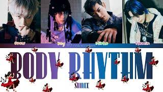 SHINee (샤이니) - BODY RHYTHM (ColorCodedLyrics|ПЕРЕВОД НА РУССКИЙ|КИРИЛЛИЗАЦИЯ) FF2COLORCODED