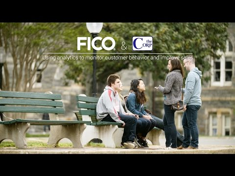 FICO & Students of Georgetown, Inc. | Using Analytics to Monitor Customer Behavior and Improve Sales