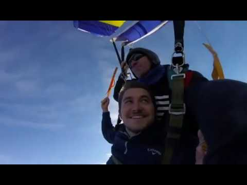 Skydiving For My 21st Birthday