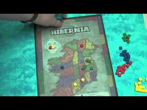 Hibernia Review - with Tom Vasel