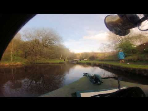 Huddersfield Narrow Canal Timelapse - Standedge Tunnel and Marsden