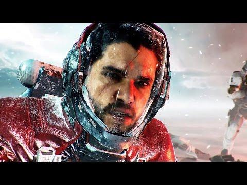 Call of Duty: Infinite Warfare Прохождение На Русском #1 — НОВАЯ CALL OF DUTY!