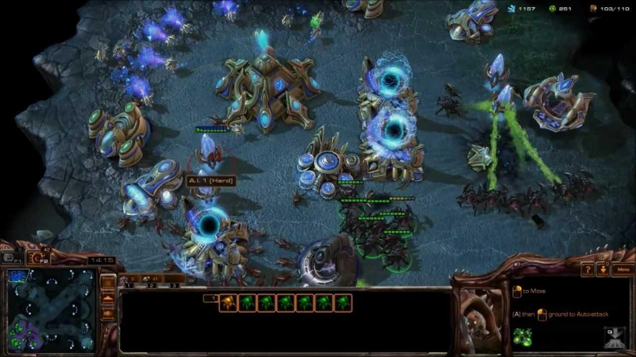 Starcraft 2 matchmaking vs ai