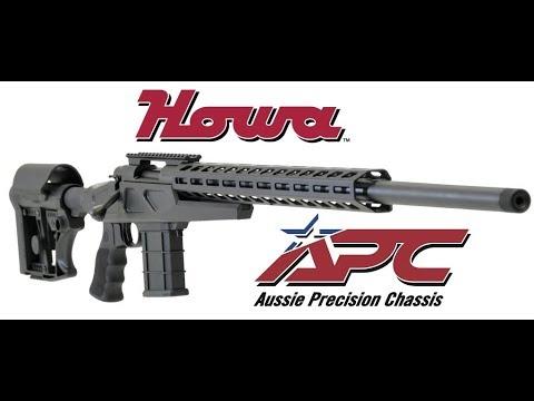 Howa APC - Aussie Precision Chassis