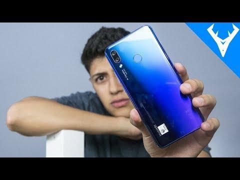 O que tem de LINDO tem de BOM! Huawei NOVA 3 #Unboxing
