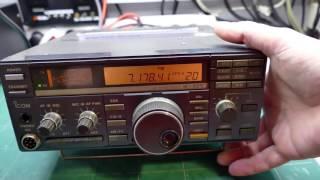 Video Puesta a punto de un Icom IC 725 con toda una serie de problemas download MP3, 3GP, MP4, WEBM, AVI, FLV September 2018