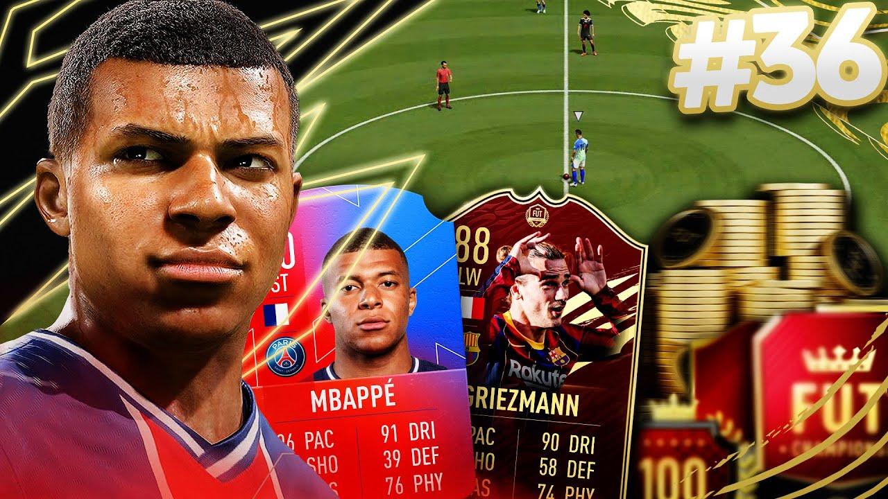 FIFA 21 FÜR PS5 😍 DIE ERSTEN NEXT GEN SPIELE & WL REWARDS   RTG #36 FIFA 21 Ultimate Team