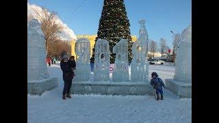 1 января! Детские забавы :)))