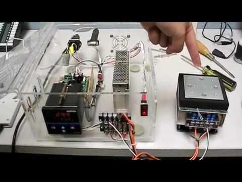 FTC100 TEC Temperature Controller System Tour