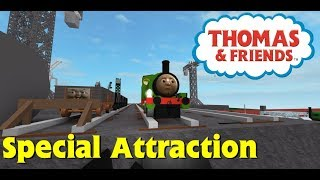 Special Attraction | Roblox | Crash Remake | Thomas & Friends