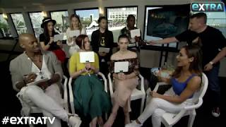 Most Likely to Get Hangry, Biggest Flirt? 'Supergirl' Cast Calls Each Other Out