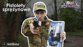 05. Okiem Pazia, pistolety sprężynowe - TANIEMILITARIA.PL