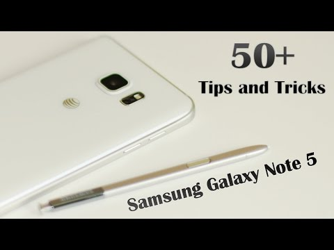 50+ Tips and Tricks for the Samsung Galaxy Note 5
