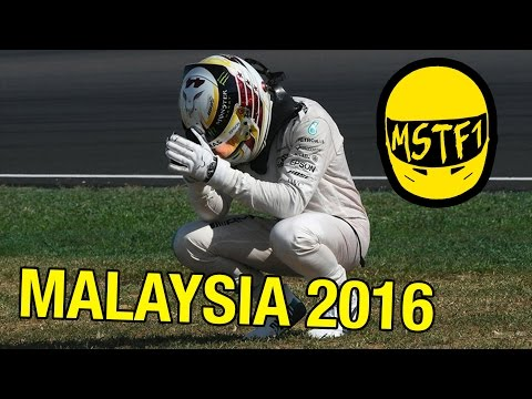 2016 Malaysian Grand Prix – Mystery Science Theater F1