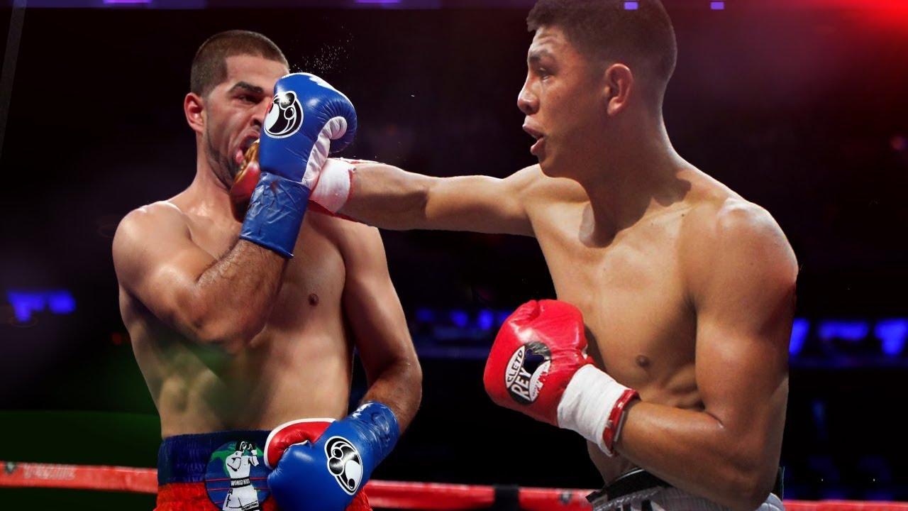 Image result for Sadam Ali vs Jaime Munguia Live